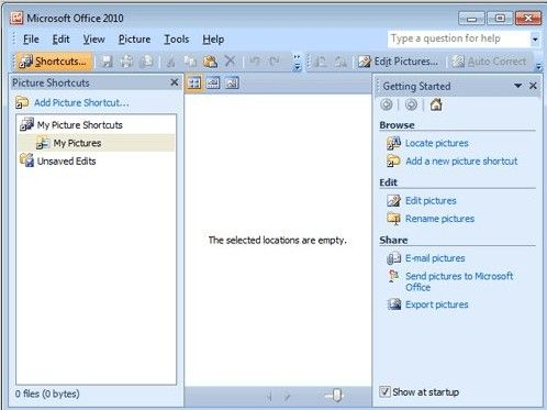 7.1 How to Use the Libre Writer Image Editor