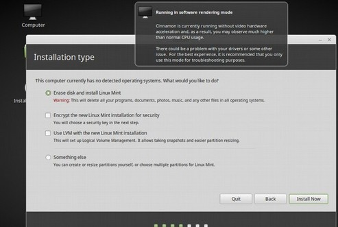 2 2 Take Linux Mint for a Test Drive