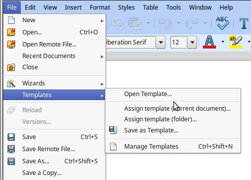 5.3 Add Extensions to Libre Writer